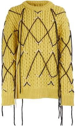 Calvin Klein Oversized wool sweater