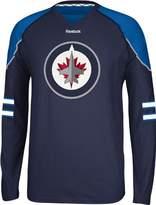 Reebok Winnipeg Jets NHL Edge Jersey Long Sleeve T-shirt