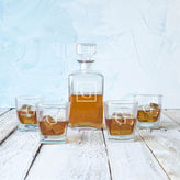 Cathy's Concepts CATHYS CONCEPTS Personalized 5-pc. Decanter Set
