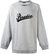 Marc Jacobs Paradise print sweatshirt