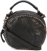Campomaggi studded shoulder bag - women - Leather - One Size