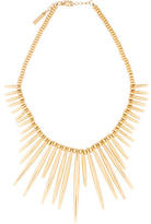 Rachel Zoe Spike Collar Necklace