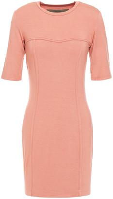 Enza Costa Stretch-jersey Mini Dress
