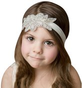 Fashion Story Baby Child Girl Elastic Headband Toddler Infant Crown Flower Hair Bow Photography