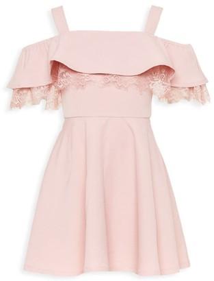 Bardot Junior Girl's Josie Frill Dress