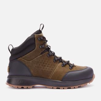 UGG Men's Emmett Waterproof Leather Hiking Style Boots