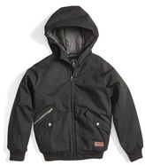 Volcom Boy's Master Coaster Jacket