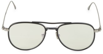 Tom Ford 52MM Aviator Optical Glasses