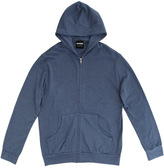 Monrow Men's Zip Up Hoody