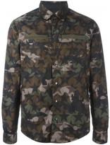 Valentino 'Camustars' reversible jacket