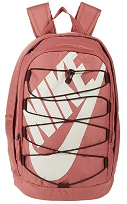Nike Hayward Backpack 2.0 (Canyon Pink/Earth/Pale Ivory) Backpack Bags