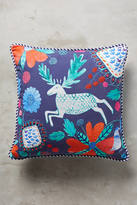 Anthropologie Banderole Pillow