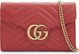 Gucci Marmont leather cross-body bag