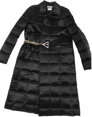 Bottega Veneta Black Coat for Women