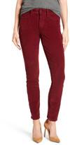 NYDJ &Alina& Skinny Stretch Corduroy Pants (Petite)