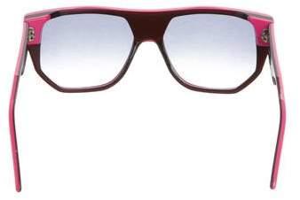 Thierry Lasry Remixxxy Oversize Sunglasses