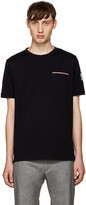 Moncler Gamme Bleu Navy Pocket T-shirt
