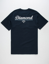 Diamond Supply Co. Rock Script Mens T-Shirt