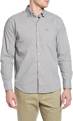 Tommy Bahama Newport Coast Gingham Grove Button-Up Shirt