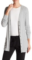 Three Dots Richelle Knit Long Sleeve Cardigan