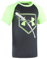 Under Armour Baseball Bat Logo Knit T-Shirt