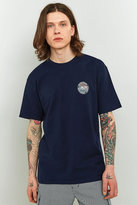 Stussy Halftone Dot Navy Short-sleeve T-shirt