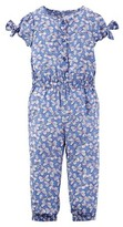 Just One You made by carter Toddler Girls' Jumpsuit - Just One You Made by Carter's® Blue