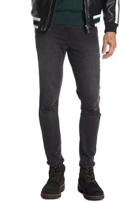 Outland Denim Vanguard Distressed Skinny Jeans