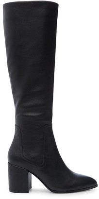 Steve Madden Jaynie Black Leather