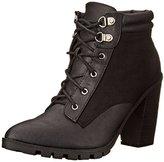 Qupid Women's Wicker-05 Boot