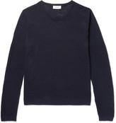 Enlist - Linen And Cotton-blend Sweater