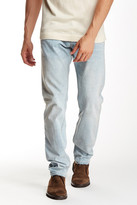 Gilded Age Straight Leg Bleach Out Jean