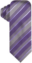 Alfani Men's Stowe Striped Slim Tie, Only at Macy's