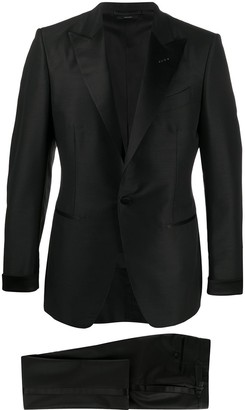 Tom Ford Satin Panel Tuxedo