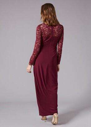 Phase Eight Elanor Lace Maxi Dress