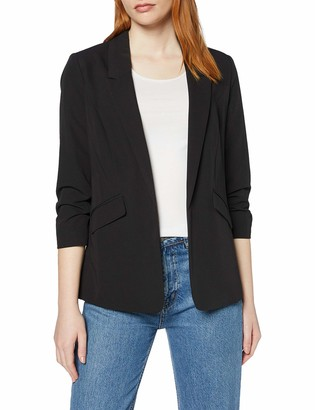 Dorothy Perkins Women's Black Edge Jacket 8