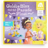 GoldieBlox and the Parade Float Read & Build Along Set - Ages 4-9