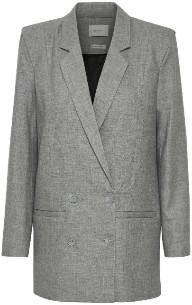 Gestuz Light Grey Shadi Blazer - 34