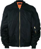 Yuiki Shimoji casual bomber jacket
