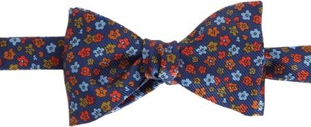 Barneys New York Flower Print Bow Tie