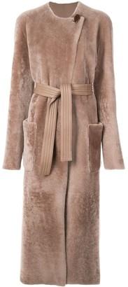 Altuzarra Clark belted coat