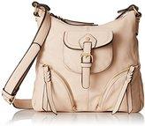 MG Collection Evelina Travel Cross-Body Bag