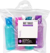 Hot Tools Travel Disc Top Bottle Set
