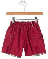 Burberry Boys' Cargo Shorts w/ Tags
