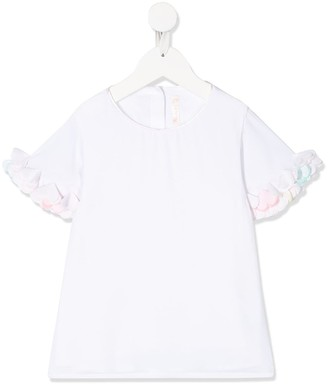 Billieblush Heart Applique T-shirt