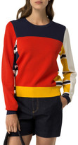 Tommy Hilfiger Etra Patchwork Swtr