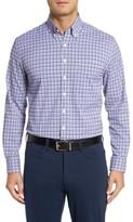 Bobby Jones Men's Matthers Easy Care Plaid Sport Shirt