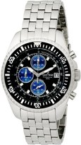 Sartego Men's SPC41 Ocean Master Quartz Chronograph Watch