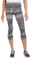 Betsey Johnson Animalia Print Leggings