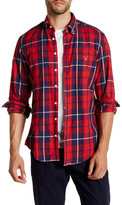 Gant Oxford Madras Check Long Sleeve Regular Fit Shirt